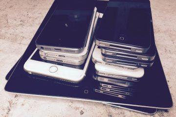 iPhone & iPad Reparaties