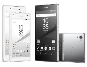 Sony Xperia Z5 reparatie