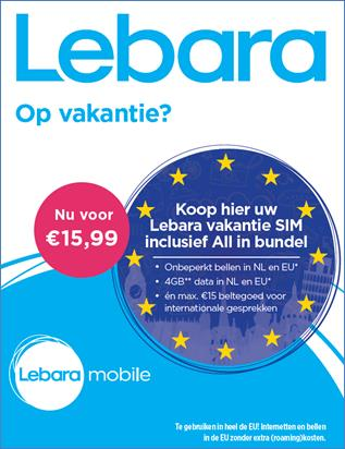 lebara_op_vakantie